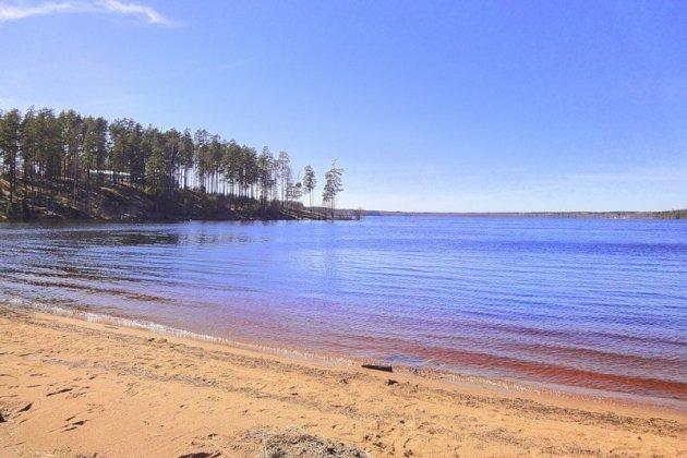 Озеро Красавица