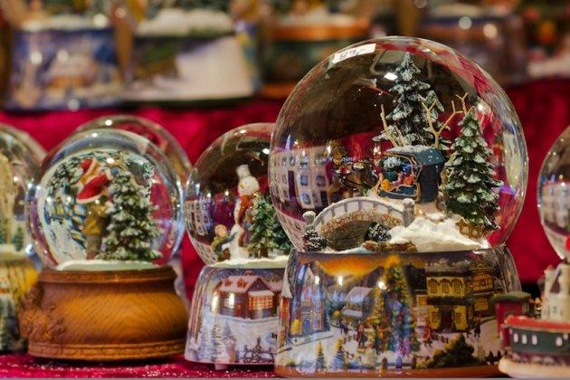 Выставка-ярмарка «Новогодний подарок»