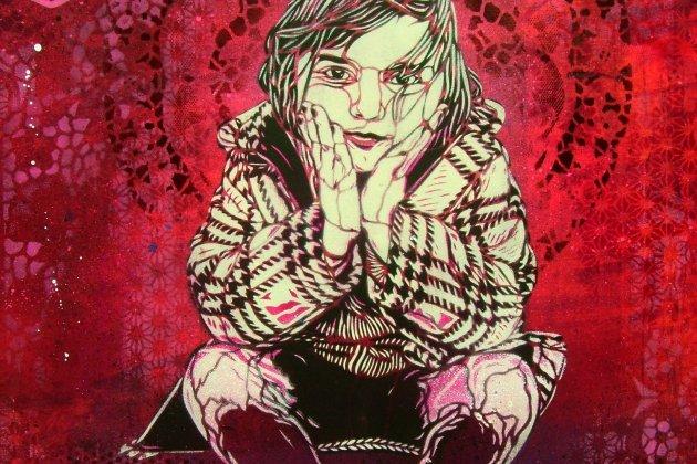 Выставка стрит-артиста Кристиана Геми, известного как С215, «Паноптикон»