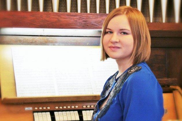 Органный концерт Ксении Свириденко