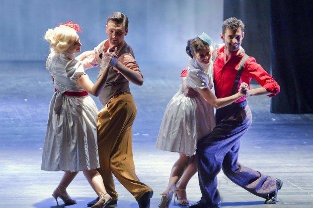 La Boca Tango Show в театре «БУФФ»