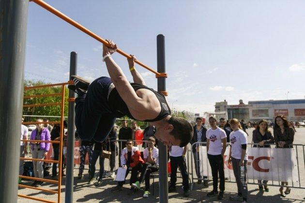 Санкт-Петербург присоединится к Фестивалю активного образа жизни