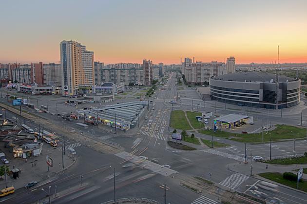 Главным архитектором Петербурга стал автор ТЦ «Галерея» и «Ледового дворца»