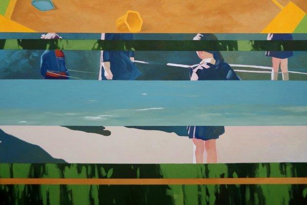 Выставка Вадима Леухина «Город детства»