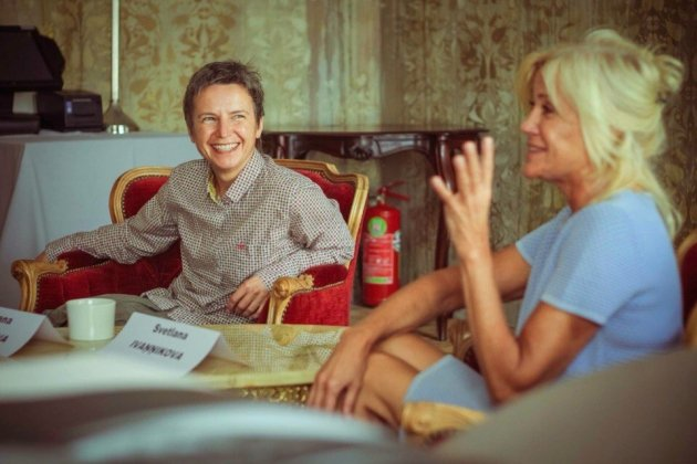 Спектакль «Моя счастливая жизнь» со Светланой Сургановой