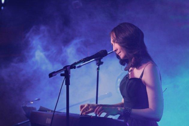 Презентация альбома Елены Войнаровской (Flёur)