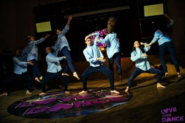 Танцевальный фестиваль «Love Your Dance»
