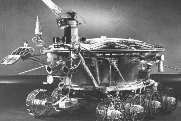 Выставка «Первая колея на Луне»