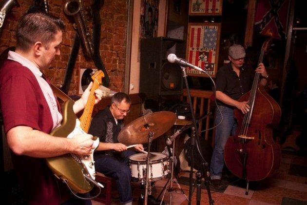 Rockabilly Weekend #21 с группой The Big Livers