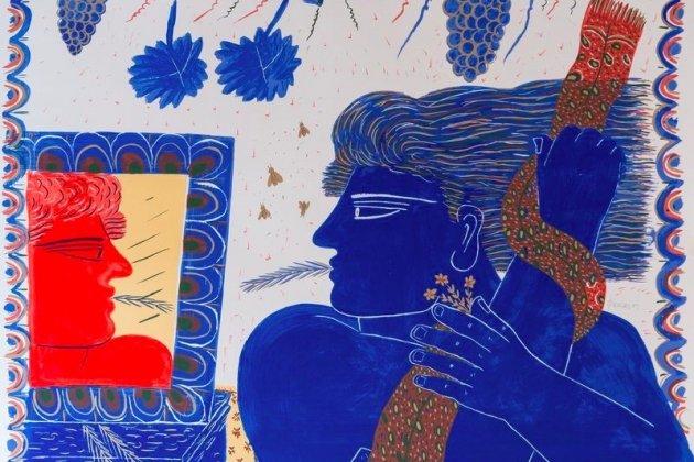 Первая в России персональная выставка известного греческого художника Алекоса Фасьяноса