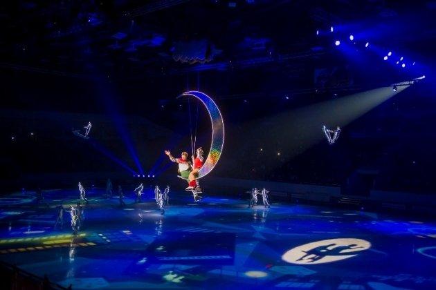 Музыкальный спектакль на льду «Малыш и Карлсон»