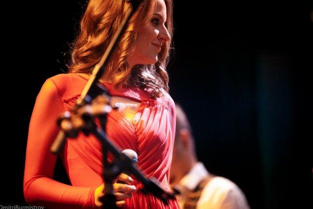 Джазовый концерт группы Maria Majazz