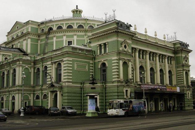 Мариинский театр адрес в Спб