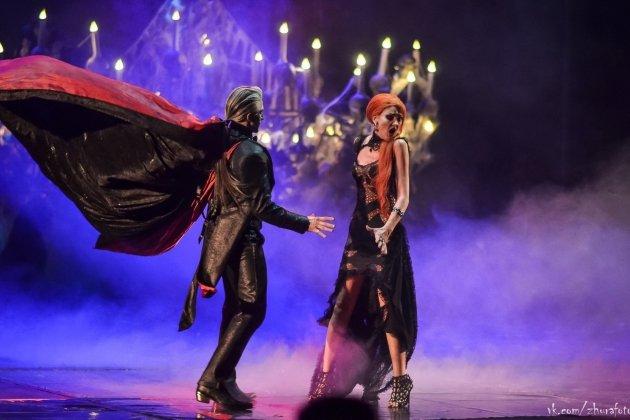 Новая версия мюзикла «Мастер и Маргарита»
