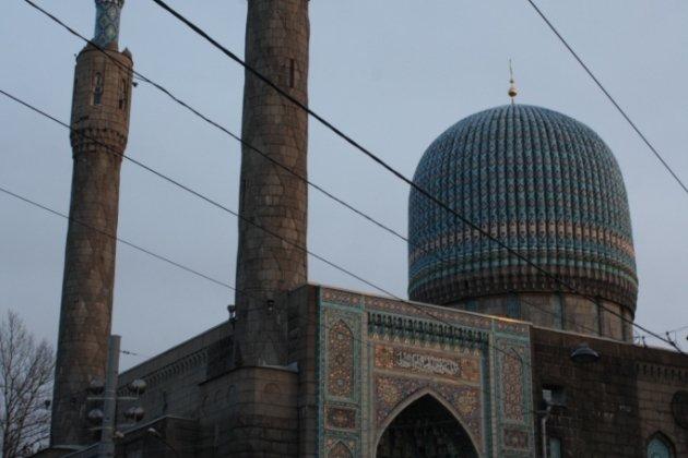 Мечеть в Санкт Петербурге