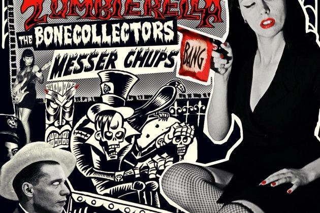 Презентация альбома группы Messer Chups