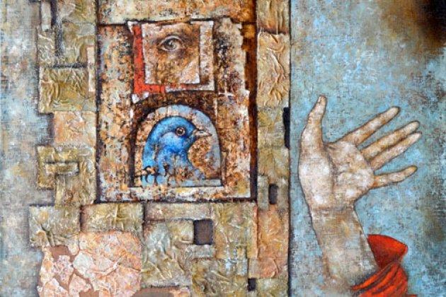 Выставка живописи Сергея Миханкова «В преодолении гравитации»