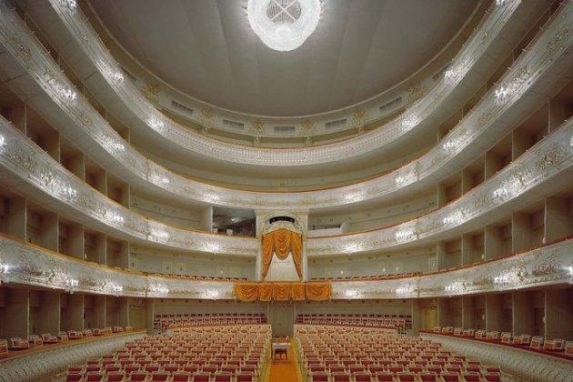 михайловский театр в санкт петербурге
