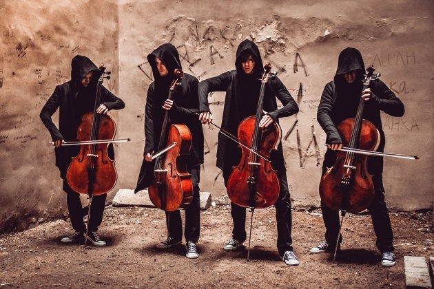 Концерт группы «Rock Cellos»