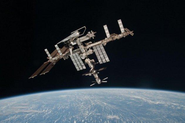 На связь с петербуржцами выйдут космонавты МКС