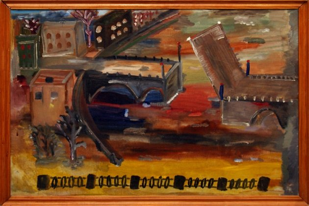 Выставка живописи «Иннокентий Благодатов. 50 лет»