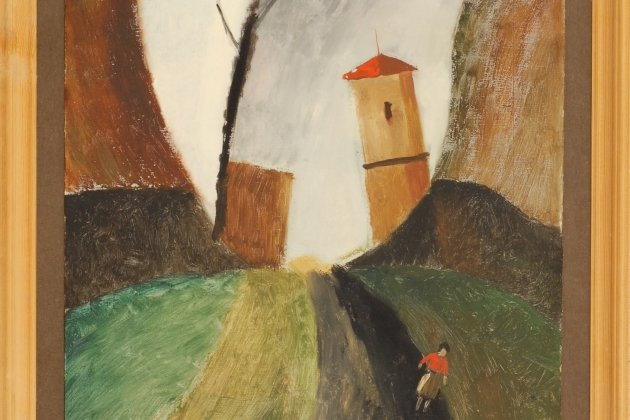 Выставка «Нонконформистское искусство Ленинграда 50х-60х годов XX века»