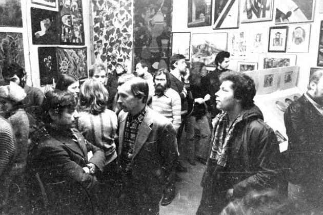 Post-квартирная выставка «Золотая коллекция нонконформизма»