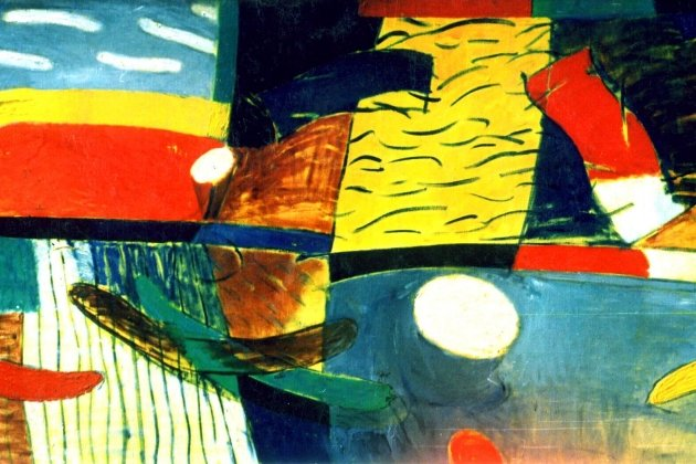 Выставка «Семь» Александра Подобеда