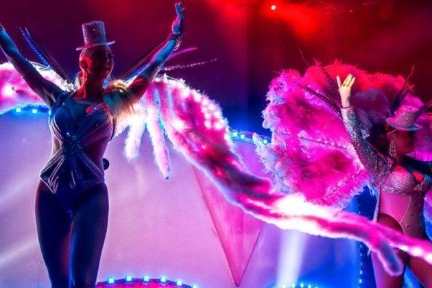 Шоу Moulin Rouge Halloween Edition
