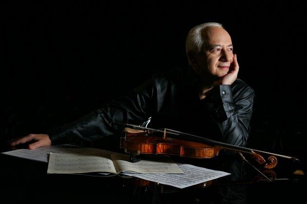 Концерт Владимира Спивакова «Час Баха. Возлюбите мир!»
