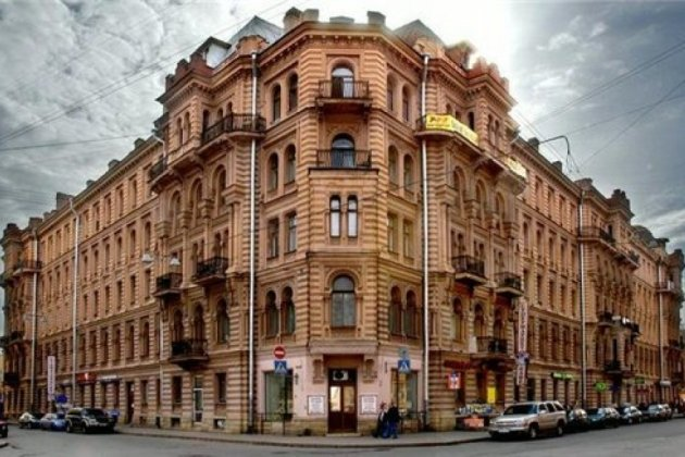 Музей-квартира Иосифа Бродского