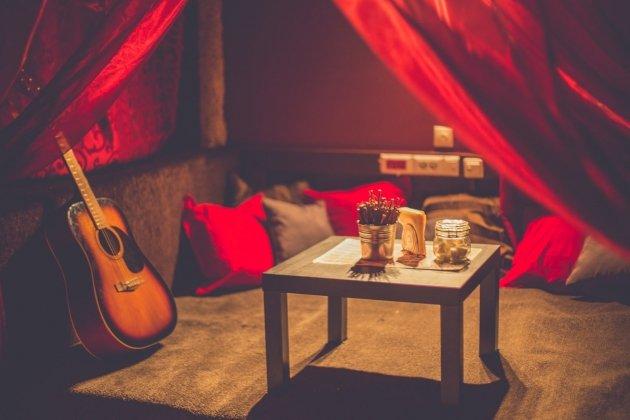 Lounge пространство «Secret Place»