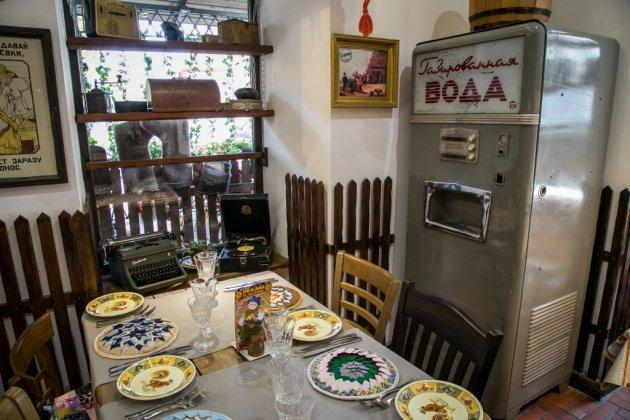 Презентация ресторана русской и советской кухни «На Здоровье!»