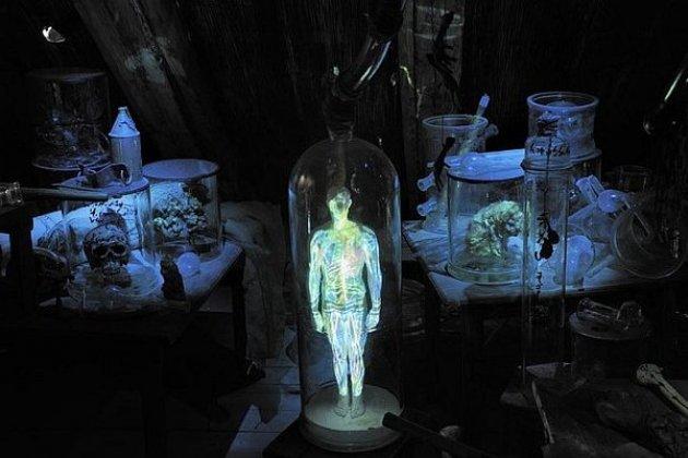 Акция «Ночь искусств» в Планетарии
