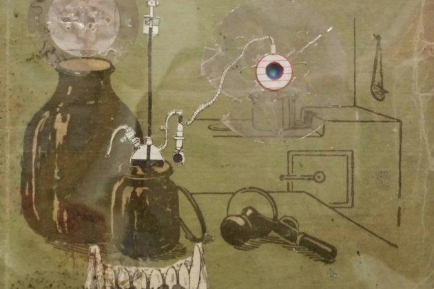 Выставка Сергея Деникина «Две комнаты»
