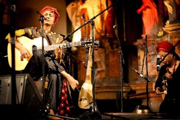 Концерт певицы Nawal