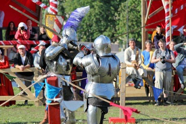Военно-исторический фестиваль «Битва на Неве – 2016»
