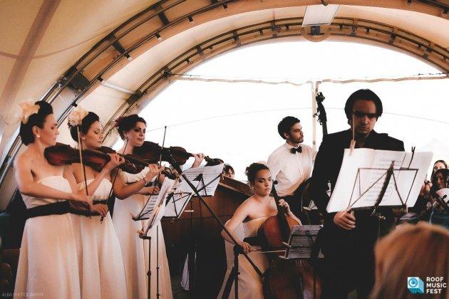 Концерт классической музыки в Планетарии