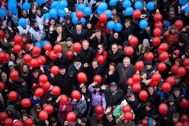 День народного единства на Пионерской
