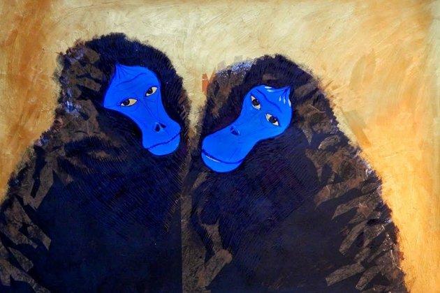 Выставка-продажа «Обезьяны: нашествие»