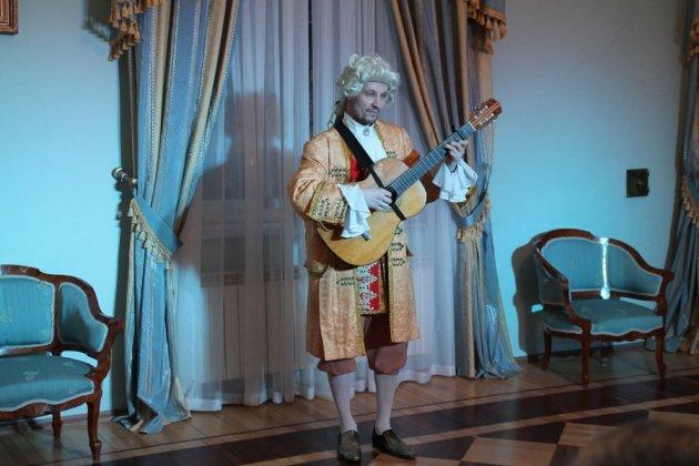 Концерт «Кавалергарды, век недолог или Один вечер Н-ского уезда»