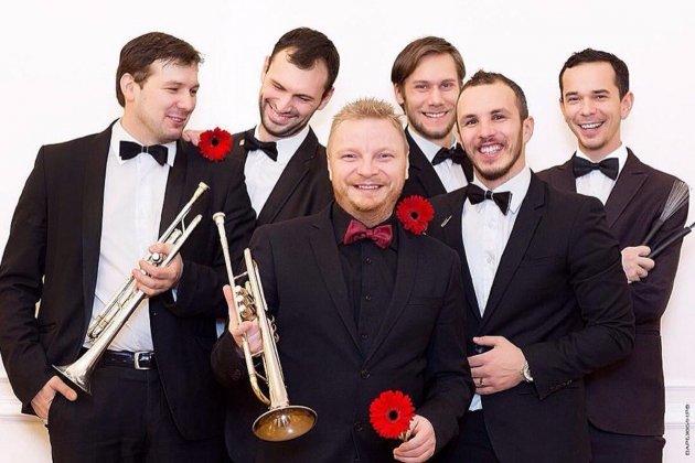 Иван Васильев и петербургский ансамбль «Olympic Brass»