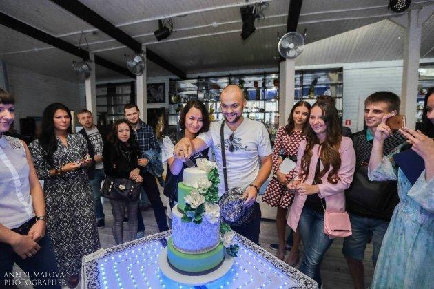 Шоу-выставка свадебных услуг One Wedding Day