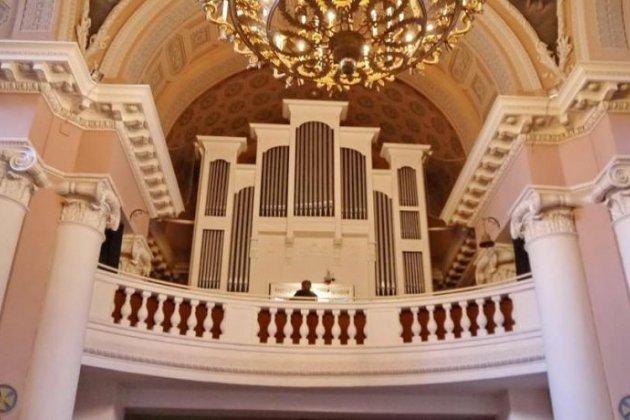 II Летний международный органный фестиваль Vox Venetia Nordica