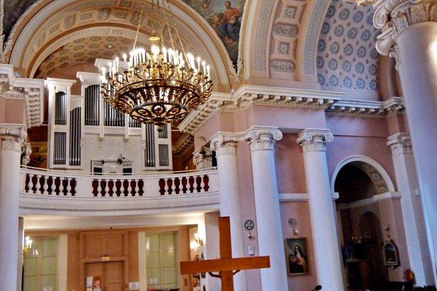 Лучшие из лучших. Гала-концерт лауреатов органного конкурса «Vox Polonica Petropolitana»