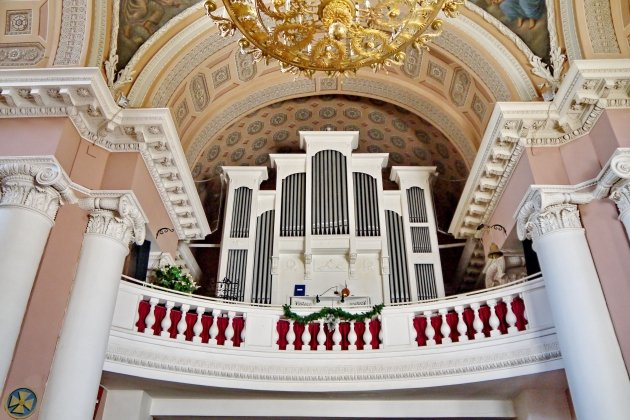 Органный концерт «Французский сувенир»