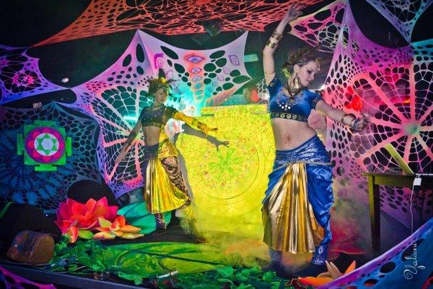 Юбилейная вечеринка Padma Party