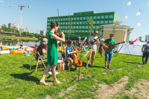 упсала-парк на свердловской набережной