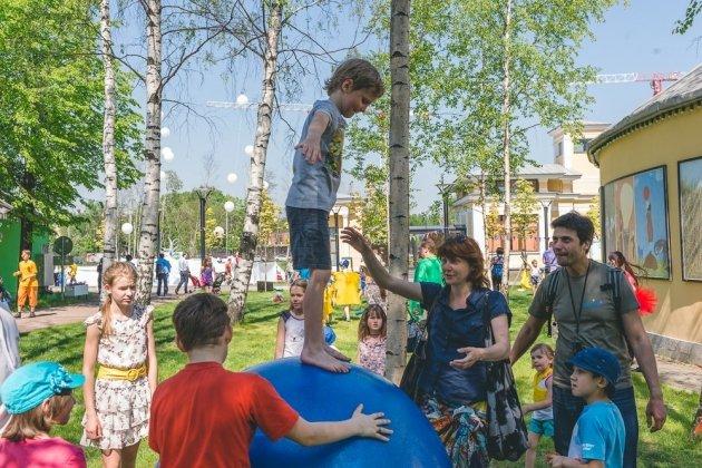 упсала-парк в санкт-петербурге