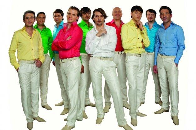 Московский концертный мужской хор «Пересвет Виртуозы»
